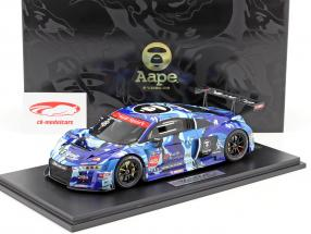 Audi R8 LMS #48 Ganador Race 2 LMS Cup Sepang 2016 Mortara 1:18 Tarmac Works