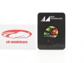 Mick Schumacher Pin Helm Formel 2 2019