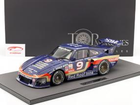Porsche 935 K3/80 #9 vinder 24h Daytona 1981 Garretson Racing 1:12 TopMarques