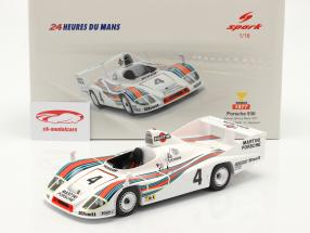 Porsche 936/77 #4 ganador 24h LeMans 1977 Martini Racing 1:18 Spark