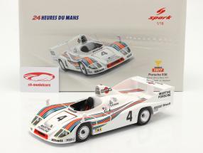 Porsche 936/77 #4 vinder 24h LeMans 1977 Martini Racing 1:18 Spark