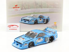 Lancia Beta Montecarlo Turbo #51 vinder DRM Hockenheim 1980 Heyer 1:18 Spark