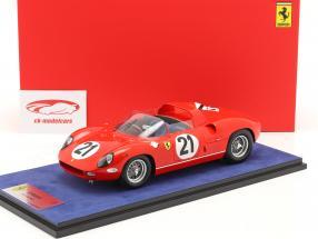 Ferrari 250P #21 Sieger 24h LeMans 1963 Bandini, Scarfiotti 1:18 LookSmart