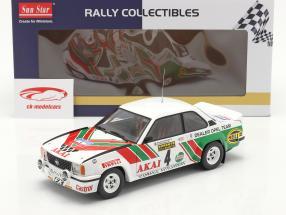 Opel Ascona 400 #4 6º ADAC Sachs Winter Rallye 1981 1:18 SunStar