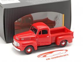 Ford F1 Pick-Up rojo 1:43 Cararama