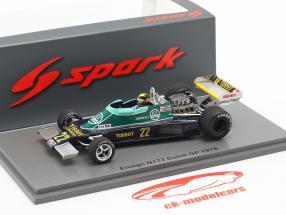 Derek Daly Ensign N177 #22 Nederlands GP formule 1 1978 1:43 Spark