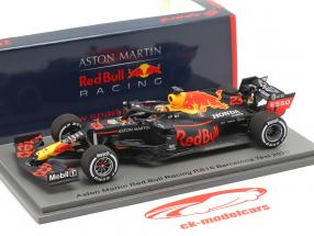 Alexander Albon Red Bull Racing RB16 #23 Barcelona Test fórmula 1 2020 1:43 Spark