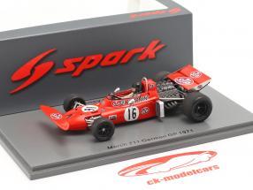 Andrea de Adamich March 711 #16 German GP formula 1 1971 1:43 Spark