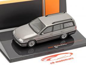 Opel Omega A2 Caravan año 1990 gris metálico 1:43 Ixo
