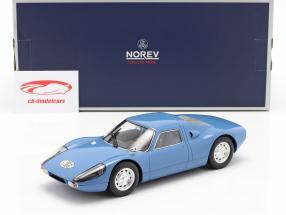 Porsche 904 GTS Ano de construção 1964 azul 1:18 Norev
