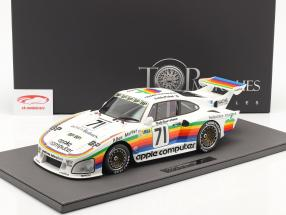 Porsche 935 K3 #71 24h LeMans 1980 Rahal, Moffat, Garretson 1:12 TopMarques