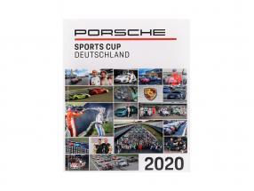 Boek: Porsche Sports Cup Duitsland 2020 (Groep C Motorsport Uitgeverij)