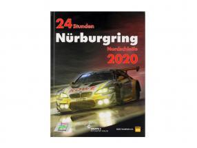 Boek: 24 Uren Nürburgring Nordschleife 2020 (Groep C Motorsport Uitgeverij)