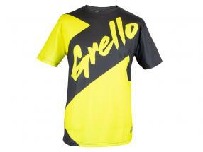 Manthey-Racing camiseta ventilador Grello 911 gris / amarillo
