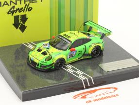 Porsche 911 (991) GT3 R #912 Vencedora 24h Nürburgring 2018 Manthey Grello 1:43 Minichamps