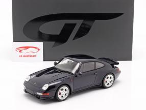 Porsche 911 (993) RS Coupe year 1995 midnight blue 1:18 GT-Spirit