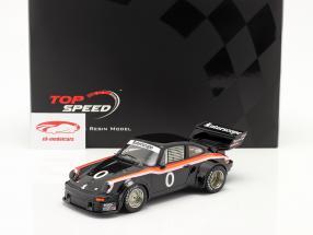 Porsche 934/5 #0 Winner 100 Miles Laguna Seca IMSA 1977 1:18 TrueScale