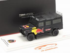 Land Rover Defender 110 Red Bull LUKA Promotional Vehicle 1:43 TrueScale