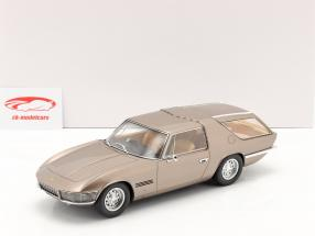 Ferrari 330GT Shooting Brake Vignale 1968 lys Brun metallisk 1:18 Matrix