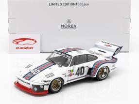 Porsche 935 #40 第四名 24h LeMans 1976 Stommelen, Schurti 1:18 Norev