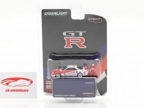 Nissan Skyline GT-R (R34) #23 1999 1:64 Tarmac Works / Greenlight