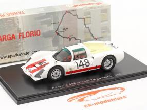Porsche 906 #148 winnaar Targa Florio 1966 Mairesse, Müller 1:43 Spark