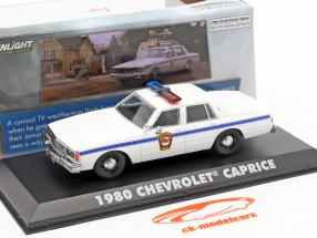 Chevrolet Caprice Police Car 1980 Movie Groundhog Day (1993) 1:43 Greenlight