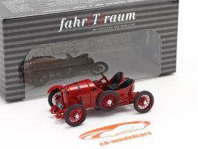 Austro Daimler Sascha ADS-R #2 Baujahr 1922 rot 1:43 Fahr(T)raum
