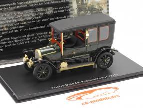 Austro Daimler Kaiserwagen Année de construction 1911 vert 1:43 Fahr(T)raum