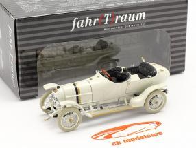 Austro Daimler #51 ganador Paseo del Príncipe Heinrich 1910 F. Porsche 1:43 Fahr(T)raum