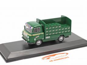 Sava J4 Camión San Miguel Año de construcción 1974 verde 1:43 Altaya