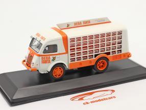 Renault Galion Camión Beba Fanta Año de construcción 1964 Blanco / naranja 1:43 Altaya