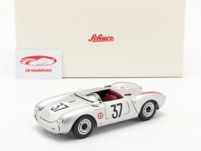 Porsche 550 A Spyder #37 vencedora Classe S1.5 24h LeMans 1955 1:18 Schuco