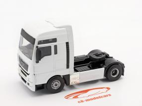 MAN TGX V8 Lastbil hvid 1:50 Tekno Joal