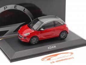 Opel Adam rød 1:43 iScale