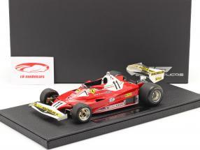 C. Reutemann Ferrari 312T2 #11 winnaar Braziliaans GP formule 1 1978 1:18 GP Replicas