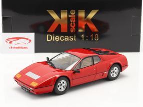 Ferrari 512 BBi  year 1981 red 1:18 KK-Scale