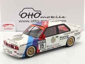 BMW M3 (E30) Sport Evolution #15 Gagnant DTM 1989 R. Ravaglia 1:12 OTTOmobile