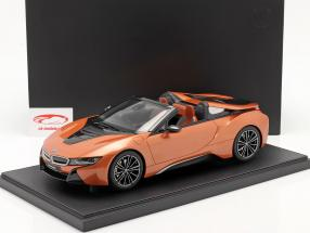 BMW i8 Roadster E-koper 1:12 BMW