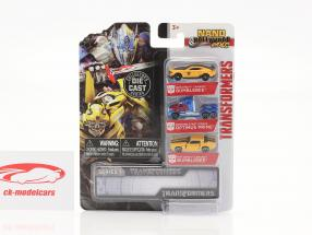 3-Car Set Nano Cars Transformers 5 Jada Toys
