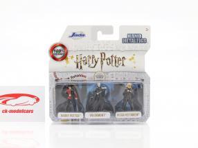 Harry Potter Set 3 caracteres Jada Toys