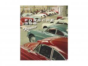 Boek: Porsche 356 van Frank Jung (Duitse)
