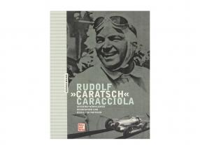 """Livro: Rudolf """"Caratsch"""" Caracciola de Günther Molter"""