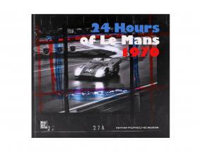 Livre: 24 Hours of LeMans 1970 / Edition Porsche Museum (Allemand)