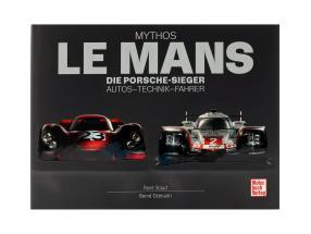 Libro: mito LeMans - Il Vincitori Porsche. automobili - tecnologia - conducente