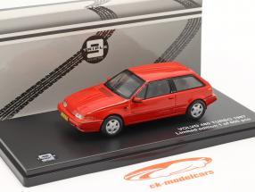 Volvo 480 Turbo Año 1987 rojo 1:43 Triple 9