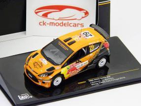 Ford Fiesta S2000 #29 gagnant S-WRC se rallier le Portugal 2010 1:43 Ixo / 2. choix