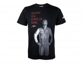 Mick Schumacher T-Shirt Claim negro