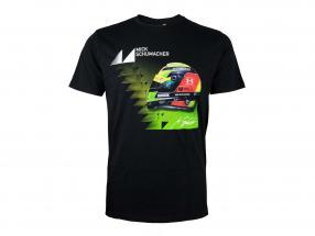 Mick Schumacher T-Shirt Vincitore 2019 nero