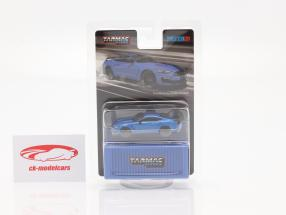 Ford Mustang Shelby GT350R blu metallico 1:64 Tarmac Works